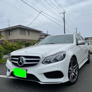 【ネット決済】Mercedes.E350.ブルテック.アバンG