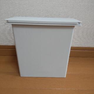 【商談成立】無印  ミニダストボックス