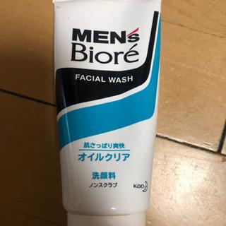 メンズビオレ 洗顔