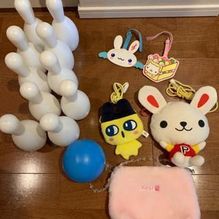 キャリーとおもちゃ色々 - おもちゃ