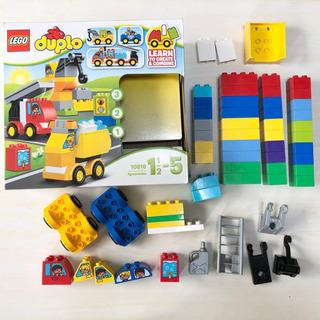 レゴ デュプロ 働く車セット