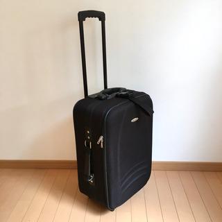 キャリーバッグ スーツケース 黒 旅行カバン