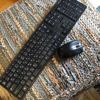 ワイヤレスキーボード&マウス Bluetooth ibuf…