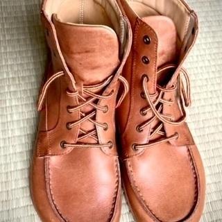 【ネット決済・配送可】新しいドイツの裸足の靴 ジョーナムブル(J...