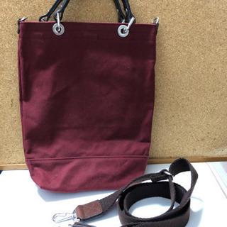 【美品】倉敷帆布のトートバッグ