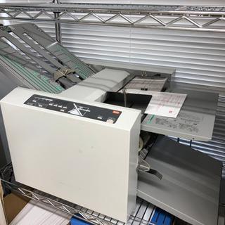 自動紙折機 マックス社 EPF-400 ※ジャンク品※