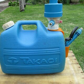 石油タンク ポンプ式