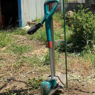 充電式の草刈り機売ります。