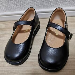 15cm 女の子 革靴