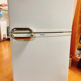 値下げ!2ドア冷蔵庫 88L 動作確認済み  MR-D90A