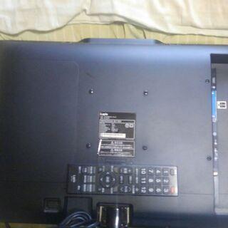 Lapioカラーテレビ 22型 (値下げしました)