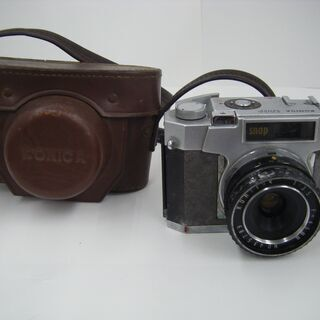 コミカ カメラ スナップ 1:3.5 44mm ジャンク品