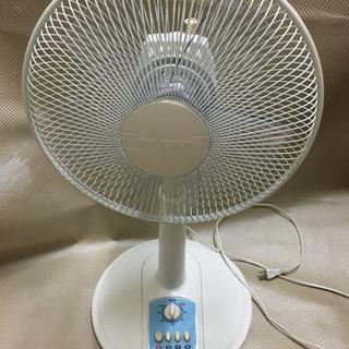 扇風機  YUASA  風量3段階、タイマー付
