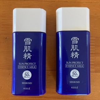 KOSE 雪肌精 サンプロテクト エッセンスミルクN 2本