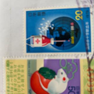 使用済みの切手お譲りください。 コラージュ等に使いたいので…
