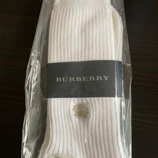 Burberry 靴下