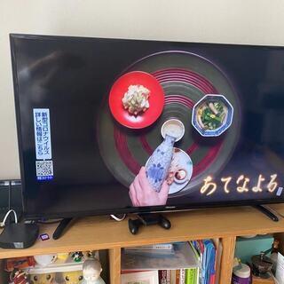 Hisense 43インチ 1080P液晶テレビ 東京23区内配達