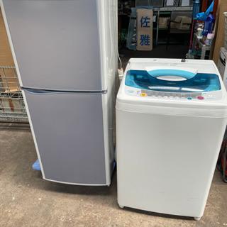 三菱電気冷蔵庫 2003年 東芝電気洗濯機 2004年