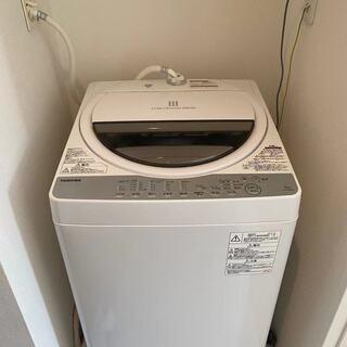 Toshiba 6kg 洗濯機 AW-6G6-W