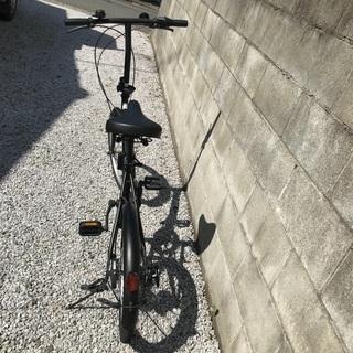 折り畳み自転車 20インチ ギア6段 − 埼玉県