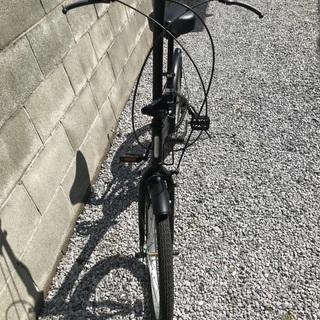 折り畳み自転車 20インチ ギア6段 - 自転車