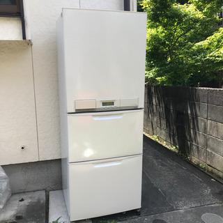 【値下げ】東芝 3ドア冷蔵庫(清掃済み)