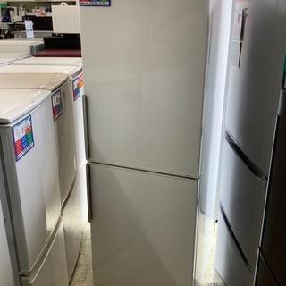 安心の6ヶ月保証付!! AQUA 2ドア冷蔵庫 AQR-S…