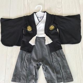 【ベビー服】袴ロンパース サイズ70