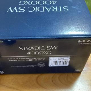 シマノ リール STRADIC SW 400XG