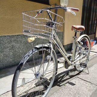ブリジストン自転車 27 ベルトドライブ