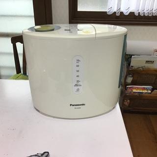 【ネット決済】加湿器  Panasonic ハイブリッド