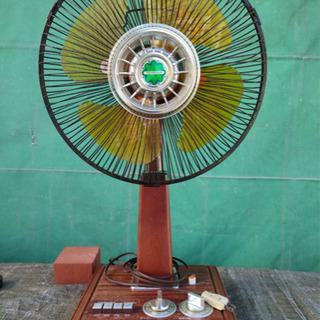 【450】東芝のレトロな扇風機