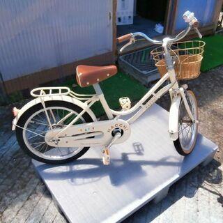 【取引き終了】スイスイ乗れます! 子供用ブリヂストン自転車(中古...