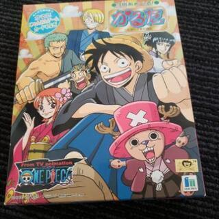 ONE PIECE カルタ
