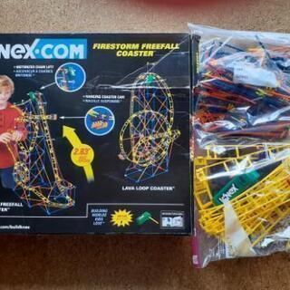 KNex コースター アメリカ おもちゃ