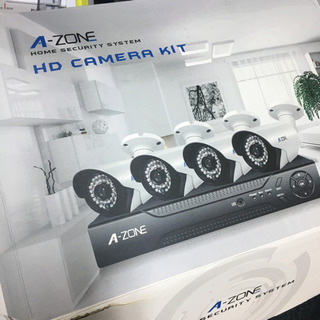 【ネット決済・配送可】A-zone 防犯カメラ