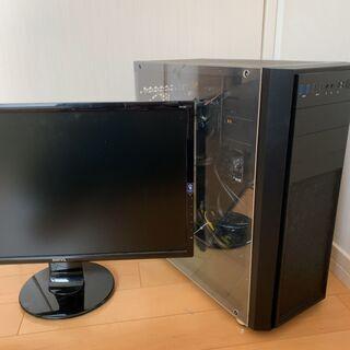 ライトゲーミングPC i3-9100F RX550 SSD+HDD