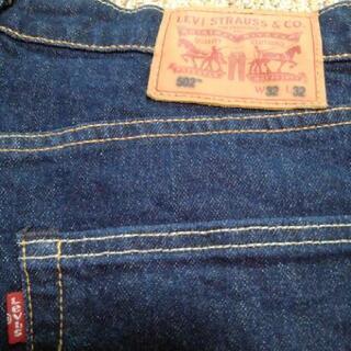 メンズジーンズ リーバイス502