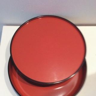 漆の寿司桶