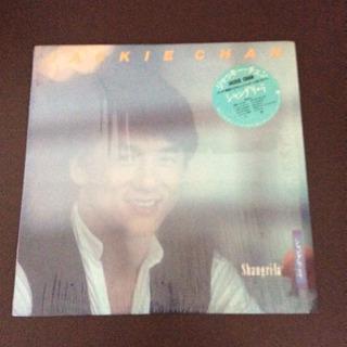 ジャッキー・チェン LPレコードアルバム シャングリ・ラ
