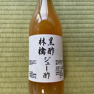 黒酢林檎ジュー酢1L (丸幸青果)