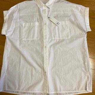 GUのシャツ サイズL 女性もの