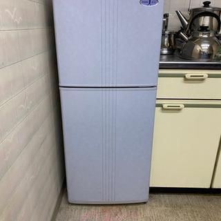 三菱 冷蔵庫 あげます。