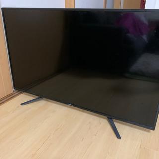 ジャンク品 maxzen 50型 テレビ