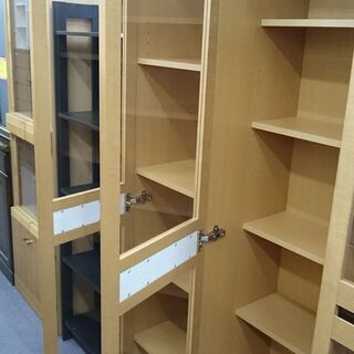 (120cm幅の)㈱アイランド スライド書棚 カオススライド 120H 高く買取るゾウ八幡東店 - 北九州市