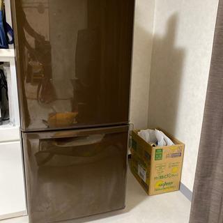 冷蔵庫 一人暮らし用 今朝まで電気入れてました
