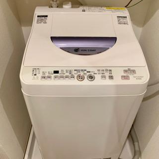 洗濯機(再出品)
