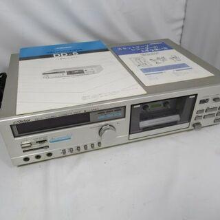 JKN2362/ステレオカセットデッキ/オーディオ機器/ビ…