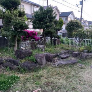 庭石 無料であげます  引き取り限定 兵庫県神戸市