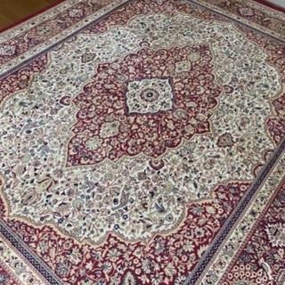 ペルシャ風絨毯
